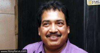 Veteran Director Vamsy Looking For A Strong Comeback