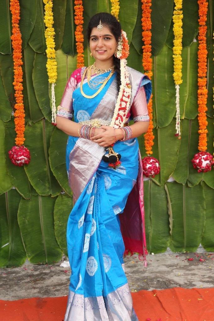 Actor Raja Chembolu Ties The Knot With Himabindu Lakshmi (6)