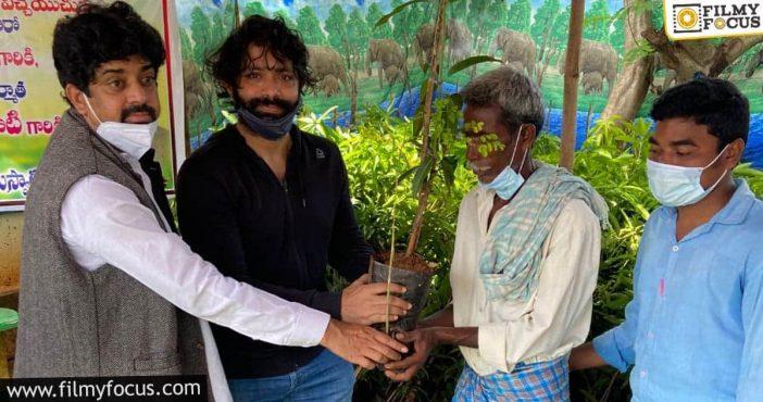 Aditya Om Working Tirelessly For Tribal Villages