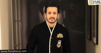 Akhil To Trust Another Lucky Beauty For His Next