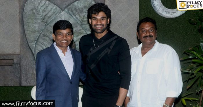 Bellamkonda Sai Sreenivas Grand Bollywood Debut With The Remake Of Chatrapathi