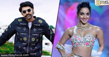 Bellamkonda Srinivas Wants Kiara For Chatrapathi Remake