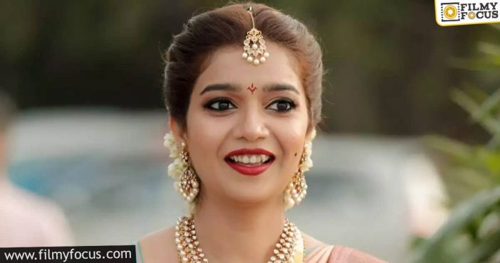 Colors Swathi Keen For Her Second Innings