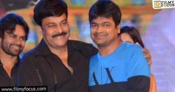 Harish Shankar Doesn't Want A Remake With Mega Star