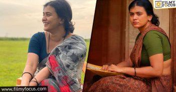 Hebah Patel Turns De Glam In Odela Railway Station