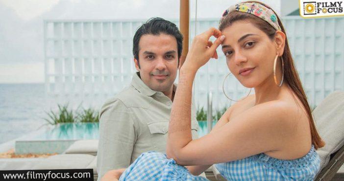 Kajal Aggarwal To Add Kitchlu To Her Surname