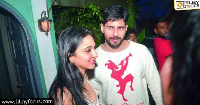 Kiara, Siddharth Hinting About Their Relation