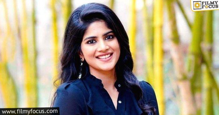 Megha Akash Bags A Telugu Film At Last