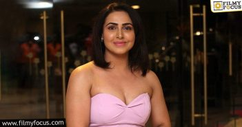 Nandini Rai Switches To Item Songs
