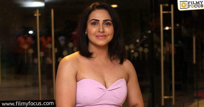 Nandini Rai Switches To Item Songs
