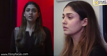 Nayan's Netrikkan Teaser Offers A Thrilling Ride