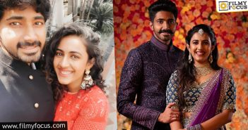 Niharika's Wedding Date Fixed1