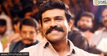 Ram Charan Garners 1m Followers In Record Time