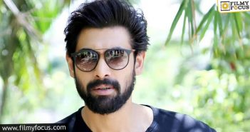 Rana Daggubati Back To The Shoot After Ages