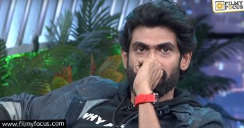 Rana Daggubati To Stay In Quarantine Bubble For His Next