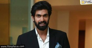 Rana Daggubati To Turn Host Once Again