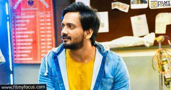 Sai Raam Shankar's Resound Shoot Resumes