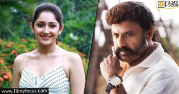 Sayyeshaa Saigal Confirmed As One Of The Female Leads For Balayya's Film