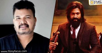 Shankar's Multistarrer With Kgf Star
