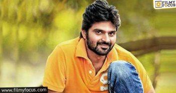 Sree Vishnu Gaali Sampath Shooting Started
