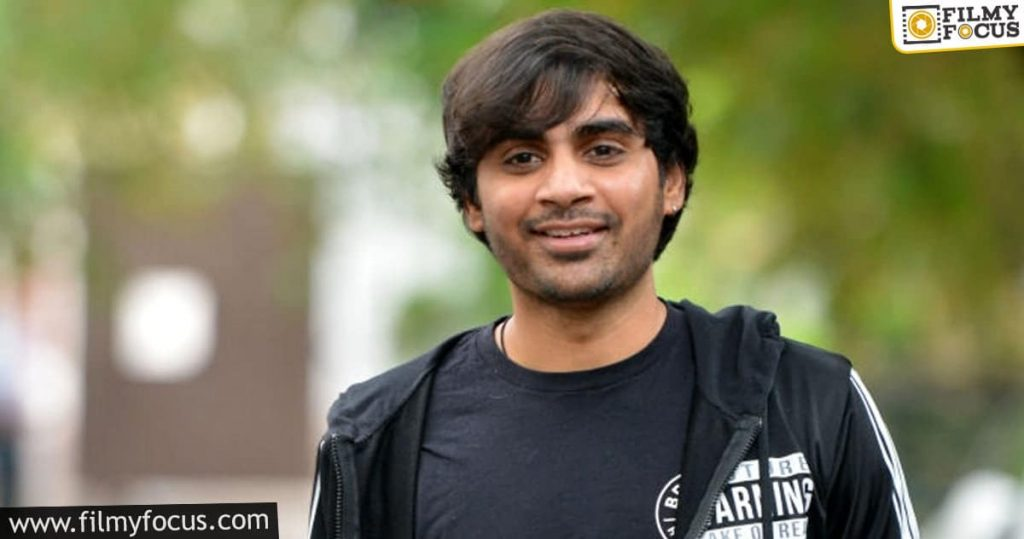 Sujeeth Says No To Bollywood Offer