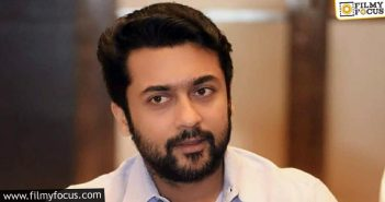 Suriya Lines Up Two Projects