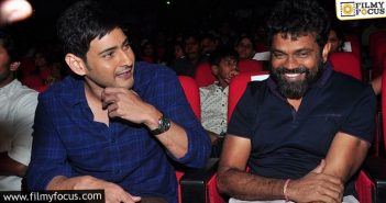 Talks On Again Between Mahesh And Sukumar