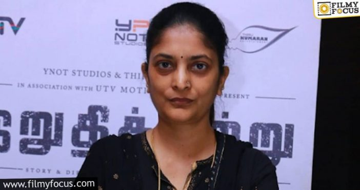 Tollywood Is Now Interested In Sudha Kongara