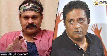 War Of Words Continues Between Naga Babu And Prakash Raj