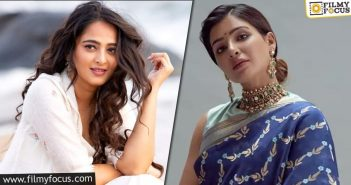 Will Anushka And Samantha Continue Signing Up For Films