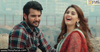 Aadi Sai Kumar's Sashi Teaser Unveiled