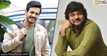 Akhil Surender Reddy Movie Gets A Start Date