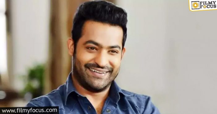 Another Fresh Title In Speculation For Ntr's Next