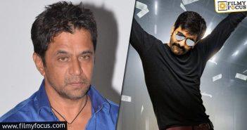 Arjun Roped In As Villain For Ravi Teja