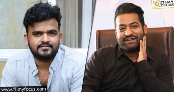 Hit Director Interested In A Project With Ntr