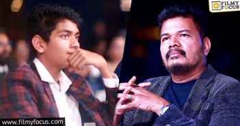 Is Shankar's Son Making His Debut