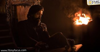 Kgf Chapter 2 Teaser Date Announced