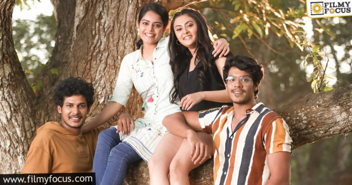 Kothi Kommachi, A Song Shoot Away From Completion