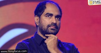 Krish Retains The Novel Title For His Film