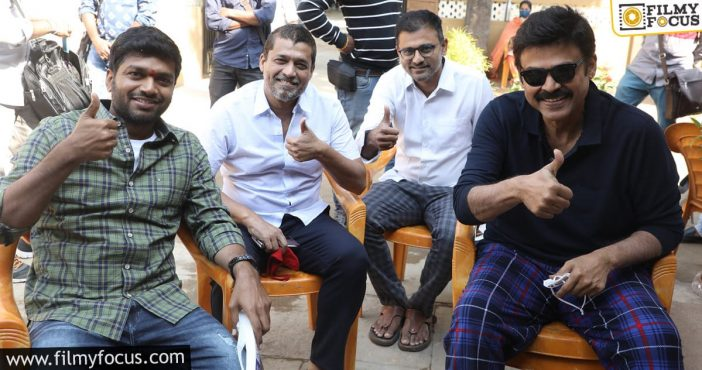 Much Anticipated F3 Movie Starts Rolling