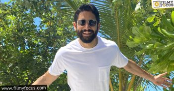 Naga Chaitanya Commences Thank You