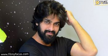 Naga Shaurya, Anish Krishna, Ira Creations Film Regular Shoot Commences