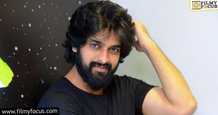 Naga Shaurya, Anish Krishna, Ira Creations Film Regular Shoot Commences
