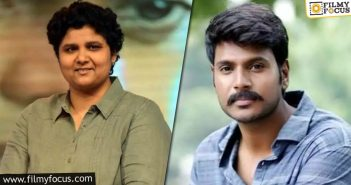 Nandini Reddy's Next Confirmed With Sundeep Kishan