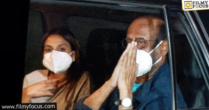 No Political Party Says Rajinikanth1