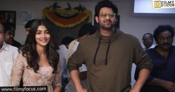 Pooja Hegde Reveals Working Experience With Prabhas