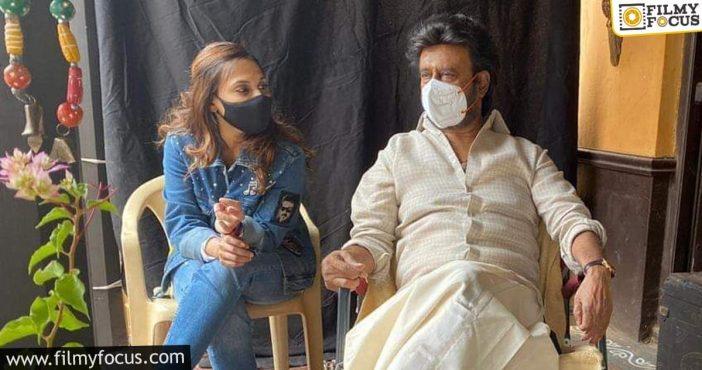 Rajinikanths Movie Shooting Stopped1
