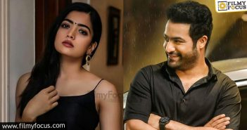 Rashmika Mandanna To Romance With Ntr 2
