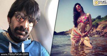 Ravi Teja's Krack Last Shooting Schedule In Goa
