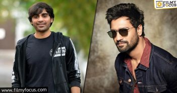 Sujeeth To Direct Bollywood Hero Vicky Kaushal